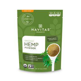 Navitas Hemp protein powder