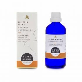 Aqua Oleum Aches & Pain Massage oil 100 ml