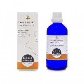 Aqua Oleum Relaxing Massage Oil 100 ml