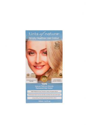 Tints of Nature Platinum Blonde 10N