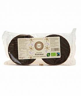 Helios Riskaker Mørk sjokolade 95 gr