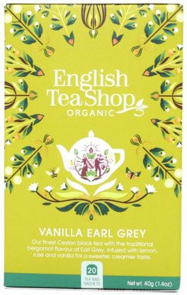 English Tea Shop Vanilla Earl Grey