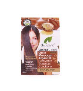 Dr.Organic Argan restorative treatment 200 ml
