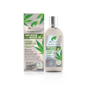 Dr.Organic Rescue shampoo