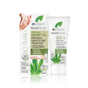 Dr.Organic Hemp hand cream