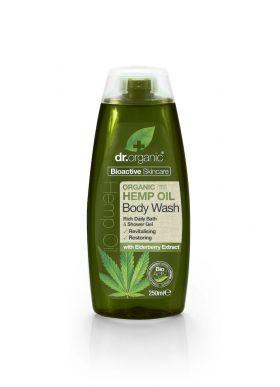 Dr.Organic Hemp body wash