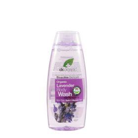 Dr.Organic Lavender body wash