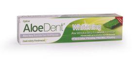 Aloe Dent tootpaste whitening 100 ml