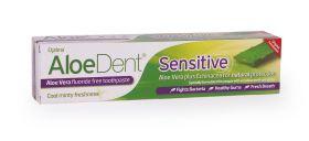Aloe Dent tootpaste sensitive 100 ml