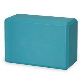 Gaiam Yoga Block Vivid Blue