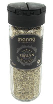 Manna Timian,økologisk 25 gr