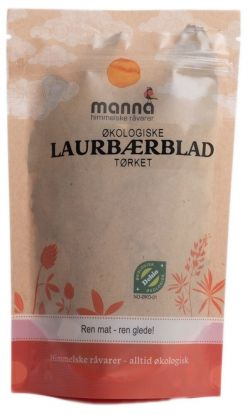 Manna Laurbærblad