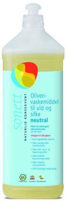 Sonett Vaskemiddel oliven for ull & silke nøytral 1l