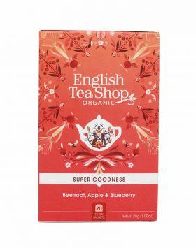 English Tea Shop Beetroot, Apple & Blueberry