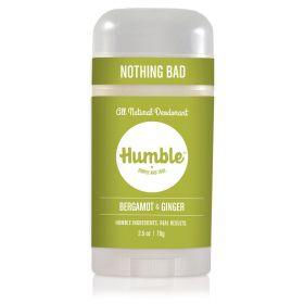 Humble deodorant Bergamot/Ginger