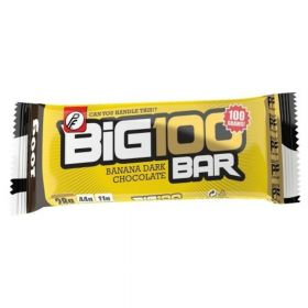 Big 100 banan sjokolade