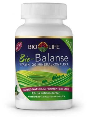 Bio-Life Bio-Balanse med jern