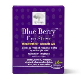 Blue Berry Eye Stress