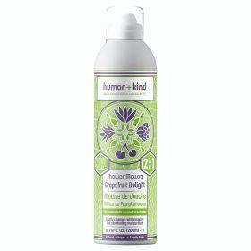 Human+Kind Shower Mousse Grape 200 ml
