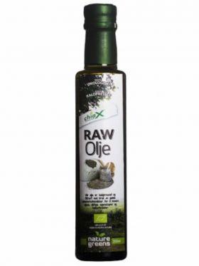 Raw Olje chiaX