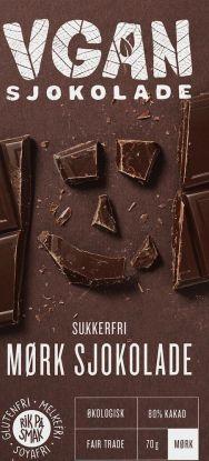 VGAN Mørk 85% sukkerfri