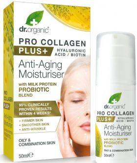 Dr. Organic Pro collagen probiotic blend 50 ml