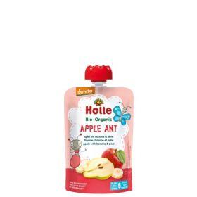 Holle Smoothie eple, banan og pære 100 gr
