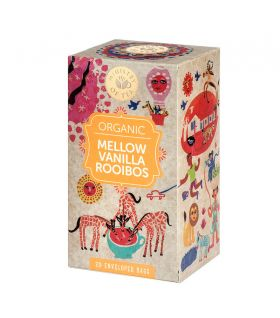 Ministry of Tea Mellow Rooibos with Vanilla
