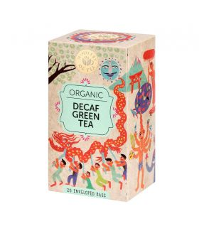 Ministry of Tea Decaf Green