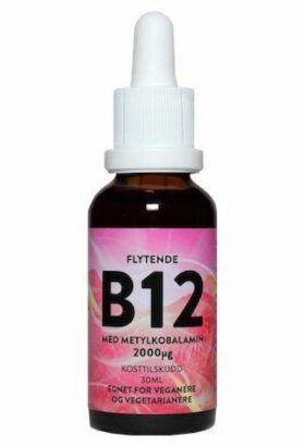 Flytende B12 30 ml