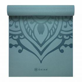 Gaiam 6mm Premium Yoga Mat Niagara