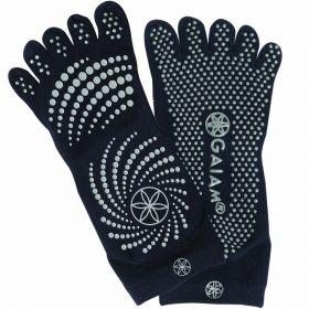 Gaiam Grippy Yoga Socks -s/m