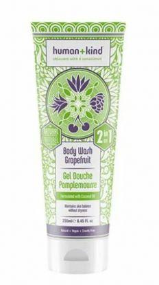 Human+Kind Bodywash Apple + Herbs 250 ml