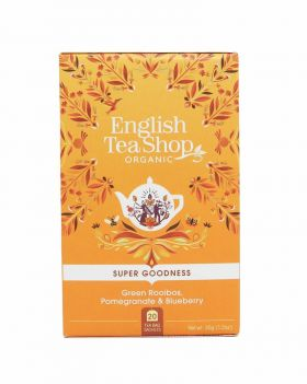 English Tea Shop Rooibos, Pomegranate & Blueberry