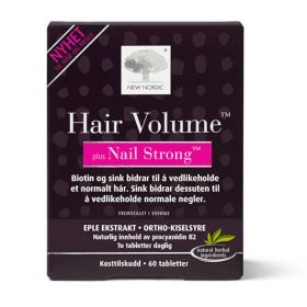 Hair Volume Plus Nail Strong