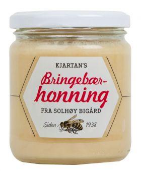 Kjartan's Bringebærhonning 750 g