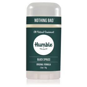 Humble deodorant Black Spruce