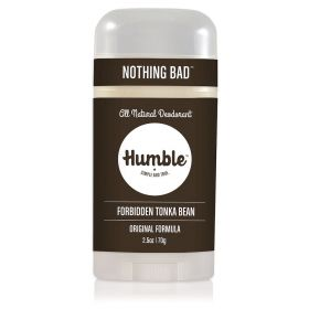 Humble deodorant Forbidden Tonka Bean