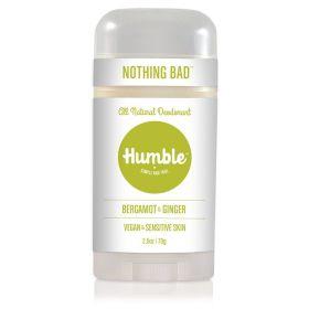 Humble deodorant Bergamot/Ginger sensitive