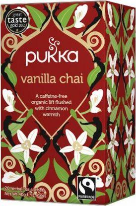 Pukka Vanilla chai te