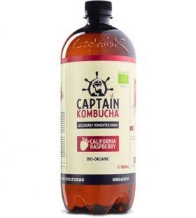 Captain Kombucha California Raspberry 1000 ml
