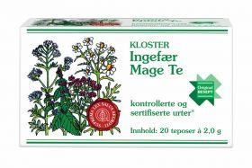 Kloster Ingefær mage te