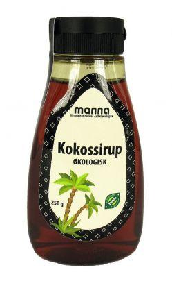Manna Kokosblomstsirup 250 ml