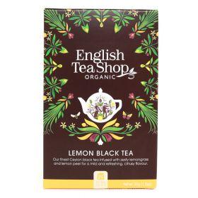 ENGLISH TEA SHOP Lemon Black Tea