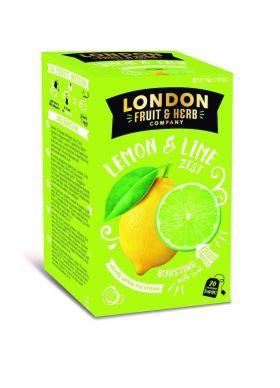 London Fruit & Herb Tea Lemon & Lime