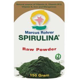Marcus Rohrer Spirulina pulver 150 gr