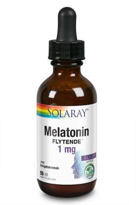Solaray Melatonin Flytende