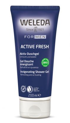 Weleda Men Active Shower Gel