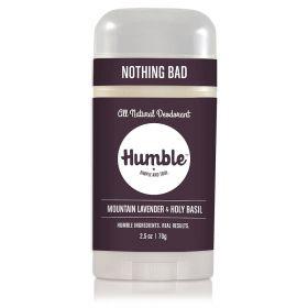 Humble deodorant Mountain Lavender/Holy Basil