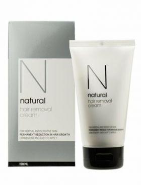 Natural Hair removal cream